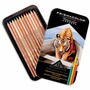 Prismacolor Premier Lápis Aquarelável Com 12 Cores Permanent