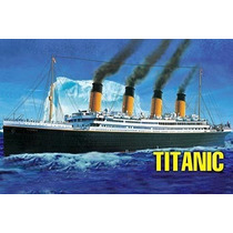 Kit Revell Gift Set R.m.s. Titanic - 1/1200