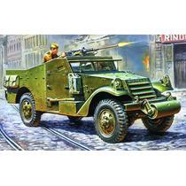 Blindado M-3 Scout Car Zvezda Cola Incluída