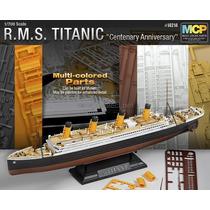 Miniatura Titanic Academy Kit Para Montar 37cm C/ Cola