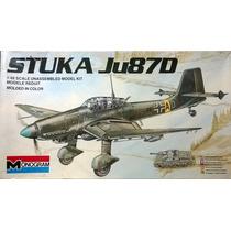 Avião Junkers Ju-87 D Stuka Kit Revell Monogram 1/48