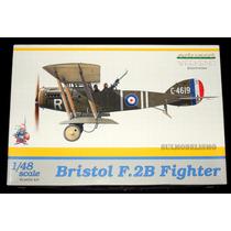 Caça Inglês Primeira Guerra Bristol Fighter Kit 1/48 Eduard