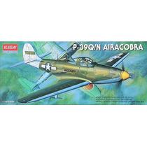 Avião P-39 Q/n Academy 1/72 Kit Tipo Revell E Tamiya