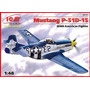 Mustang P-51d - 15 Icm 1/48