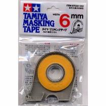 Promo: Tamiya Masking Tape Com Dispenser 6mm - 87030