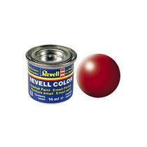 Tinta Revell Para Plastimodelismo - Vermelho Fogo 32330 - Es