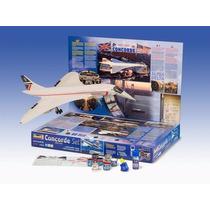 Revell 05757 Concorde Set 1969-2003 1:144 Frete Grátis