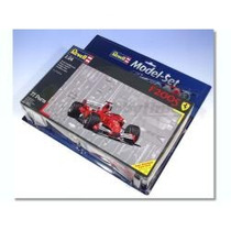 Revell-carro F-1 Ferrari F-2005 C/tintas, Pinceis E Cola