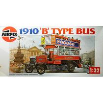Ônibus Airfix 1910 B Type Bus Kit P/ Montar 1/32 Tipo Revell