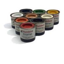 Humbrol - Tinta Humbrol Varias Cores - Embalagem 14ml