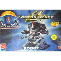 Model Kit - Robot - Lost In Space - Psfmonteiro - Escala 1/6