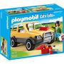 Playmobil 5532 Veterinária Com Carro