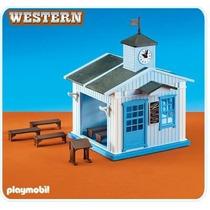 Playmobil 6279 Western Igreja Add On - Lacrada!
