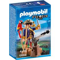 Playmobil 6684 Pirata (lançamento)