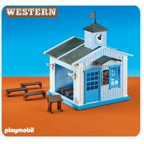 Playmobil 6279 Escola Western
