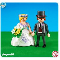 Playmobil Add On - Noivos - Cód. 7496