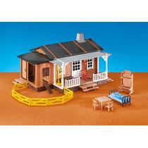 Playmobil Western House - 6410 - Add On Lacrada