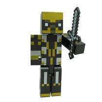 Bonecos Minecraft