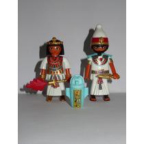 Playmobil Egito Grande Faraó & Cleópatra