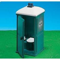 Playmobil Add On 7867 Banheiro Químico