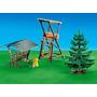 Playmobil 6248 Posto De Comando Floresta