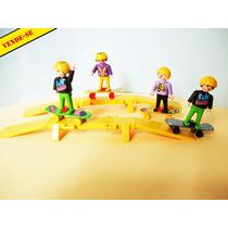 Playmobil Pista De Skate!