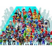3 Playmobil Bonecos Vários Diferentes ! Lote 1 ! Miscelânea
