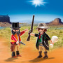 Playmobil Wester = Xerife & Bandido