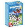 Playmobil 5212 Dalmatas Com Filhote