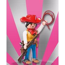 Playmobil Figura Serie 7 Código 5538 Cowboy