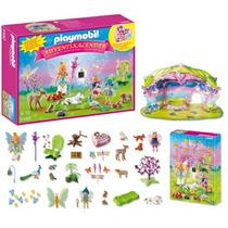 Playmobil Advent Calendar Fadas 5492