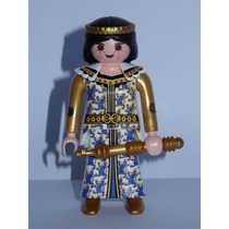Playmobil Medieval Rainha Lion Ed Limitada Do Castelo