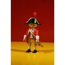 Playmobil 6228 General Ingles! Novo!