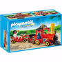 Playmobil Summer Fun - Trenzinho Com Crianças Cod: 5549
