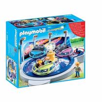 Playmobil Summer Fun - Nave Giratória Com Luzes Cod: 5554