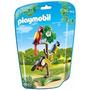 Playmobil Zoo - Aves Exóticas - 6653 - Embalagem Lacrada