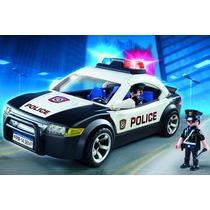Playmobil Código 5614 Carro De Polícia