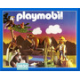 Playmobil 3830-western O Índio E Os Ursos-raro-1995-lacrado!