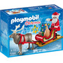 Playmobil Christmas Trenó Do Papai Noel 5590