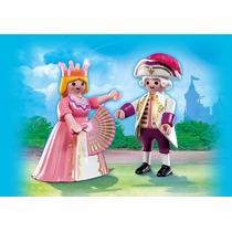 Playmobil Medieval 5242 Casal Da Realeza Duque & Duquesa