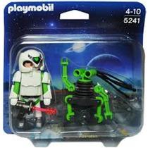 Playmobil Duo Pack - Astronauta / Robô (5241)