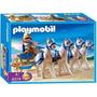 Playmobil 4274 Biga Romana 4 Cavalos Add On - Lacrado!
