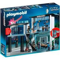 Delegacia De Polícia Playmobil - Sunny