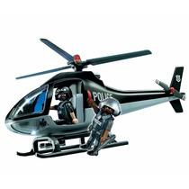 Playmobil Helicoptero Da Policia 5975 - Sunny