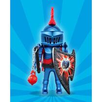 Playmobil Figures - Série 1 - Meninos -guerreiro Medieval