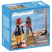Playmobil 5473 Agrimensor