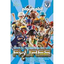 Playmobil - Figuras Surpresas 9 Masculino Coleção Completa