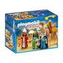 Playmobil Christmas Três Reis Magos 5589