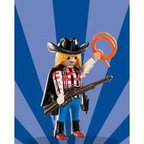 Playmobil Figures - Série 6 - Meninos Cowboy