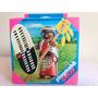 Playmobil - 4685 - Guerreiro Massai-special- Novo E Lacrado.